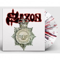 Saxon - Strong Arm Of The Law - LP Gatefold Coloured