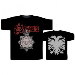 Saxon - Strong Arm Of The Law - T-shirt (Men)