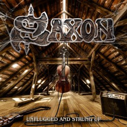 Saxon - Unplugged And Strung Up - 2CD DIGIPAK