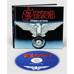 Saxon - Wheels Of Steel - CD DIGIBOOK