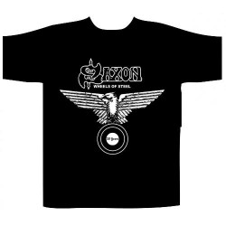 Saxon - Wheels of Steel [celtic] - T-shirt