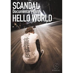 Scandal - Documentary Film - Hello World - DVD