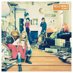 Scandal - Hello World - CD
