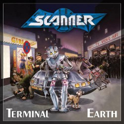 Scanner - Terminal Earth - CD