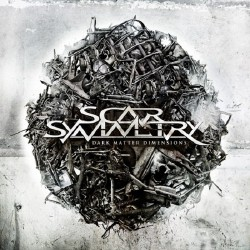 Scar Symmetry - Dark Matter Dimensions - CD