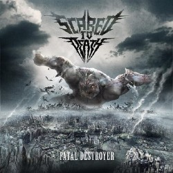 Scared to Death - Fatal Destroyer - CD