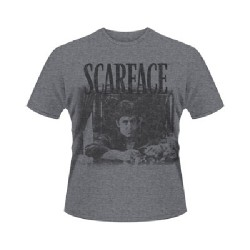 Scarface - Political Prisonier - T-shirt (Men)