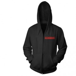 Scorpions - Black Out - Hooded Sweat Shirt Zip