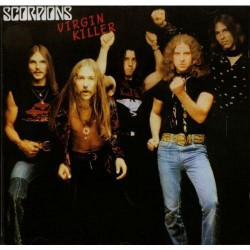 Scorpions - Virgin Killer - CD