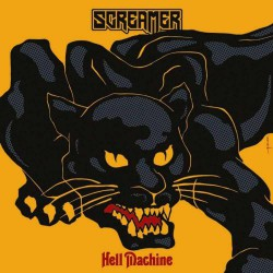 Screamer - Hell Machine - LP Gatefold Coloured