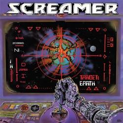 Screamer - Target Earth - LP