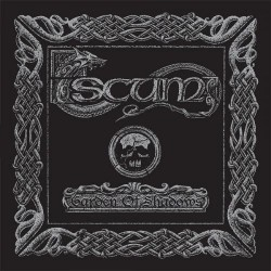 Scum - Garden of Shadows - CD DIGIPAK