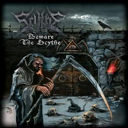 Scythe - Beware The Scythe - CD