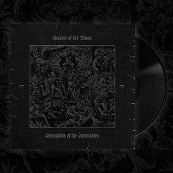 Secrets Of The Moon - Stronghold Of The Inviolables - LP Gatefold
