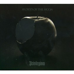 Secrets Of The Moon - Privilegivm - CD DIGIPAK