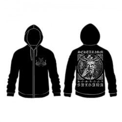 Sektarism - Hosanna Sathana - Hooded Sweat Shirt Zip (Men)