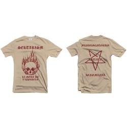 Sektarism - La Mort De L'Infidèle - T-shirt