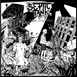 Septic Tank - Rotting Civilisation - CD