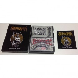 Septicemia - Years Of The Unlight - 2 TAPES BOXSET