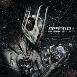 Septicflesh - Revolution DNA [2016 reissue] - CD DIGIPAK + Digital