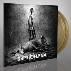 Septicflesh - Titan - DOUBLE LP GATEFOLD COLOURED