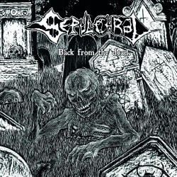 Sepulchral - Back From The Dead - CD