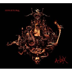 Sepultura - A-lex LTD Edition - CD DIGIPAK