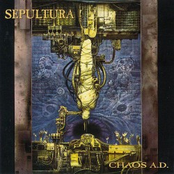 Sepultura - Chaos A.D. [Expanded Edition] - DOUBLE CD