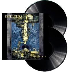 Sepultura - Chaos A.D. [Expanded Edition] - DOUBLE LP Gatefold