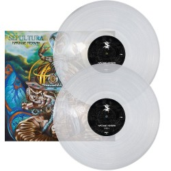 Sepultura - Machine Messiah - DOUBLE LP GATEFOLD COLOURED