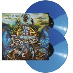 Sepultura - Machine Messiah - DOUBLE LP GATEFOLD COLOURED