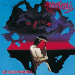 Sepultura - Schizophrenia - CD
