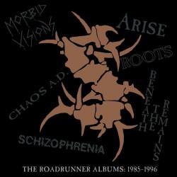 Sepultura - The Roadrunner Albums 1985-1996 - 6CD BOX