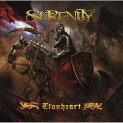 Serenity - Lionheart - CD DIGIPAK