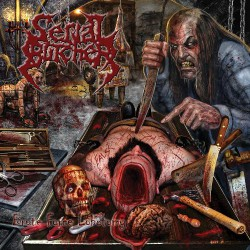 Serial Butcher - Brute Force Lobotomy - CD