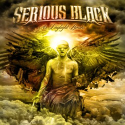 Serious Black - As Daylight Breaks - CD