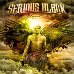 Serious Black - As Daylight Breaks - CD DIGIPAK