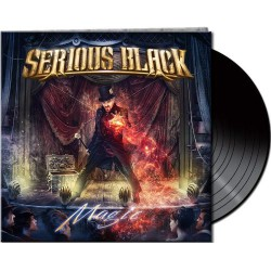 Serious Black - Magic - LP Gatefold