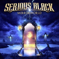 Serious Black - Mirrorworld - CD DIGIPAK