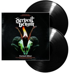 Serpent Venom - Carnal Altar - DOUBLE LP Gatefold