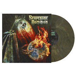 Serpentine Dominion - Serpentine Dominion - LP COLOURED