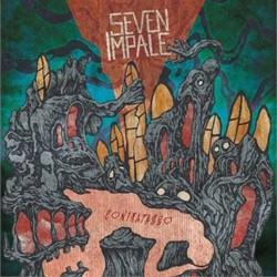 Seven Impale - Contrapasso - DOUBLE LP Gatefold