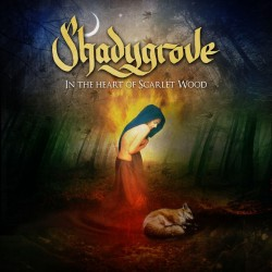 Shadygrove - In The Heart Of Scarlet Wood - CD DIGIPAK