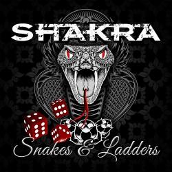 Shakra - Snakes & Ladders - DOUBLE LP GATEFOLD COLOURED