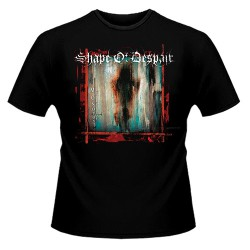 Shape Of Despair - Monotony Fields - T-shirt (Men)