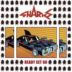 Sharks - Ready Set Go - CD DIGIPAK