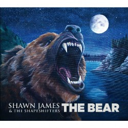 Shawn James & The Shapeshifters - The Bear - CD DIGIPAK