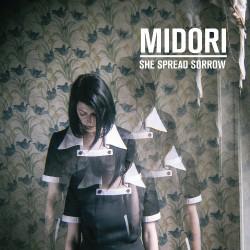 She Spread Sorrow - Midori - CD DIGIPAK