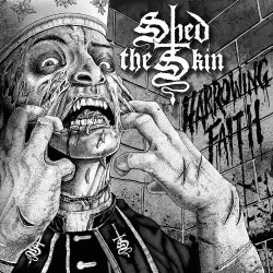 Shed The Skin - Harrowing Faith - LP Gatefold Coloured