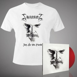 "Shining - Fiende - 10"" coloured vinyl + T-shirt bundle (Men)"